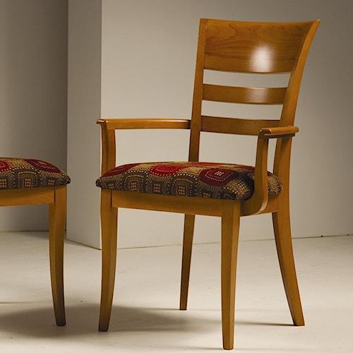 Saloom New England Contemporary Arm Chair