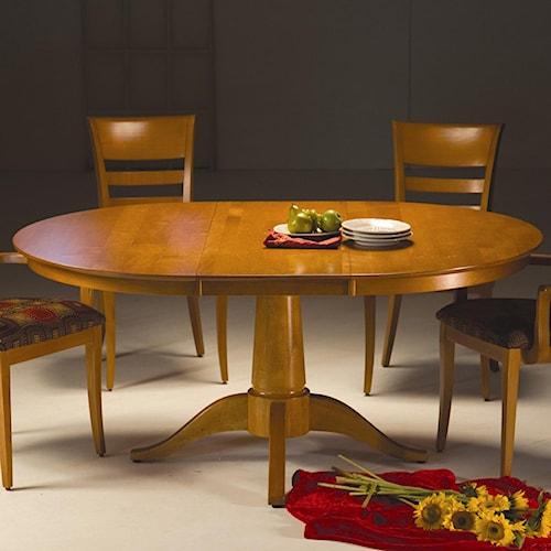 Saloom New England Elegant Chelsea Dining Table