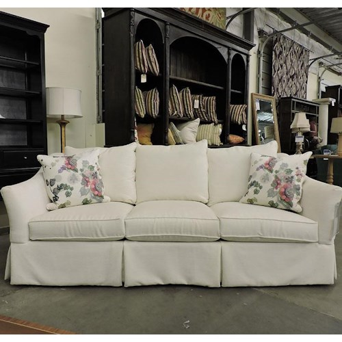 Sam Moore Clearance Upholstered Sofa