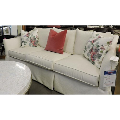 Sam Moore    Upholstered Sofa
