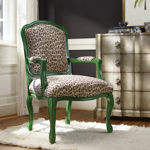Sam Moore Ellie Exposed Wood Chair