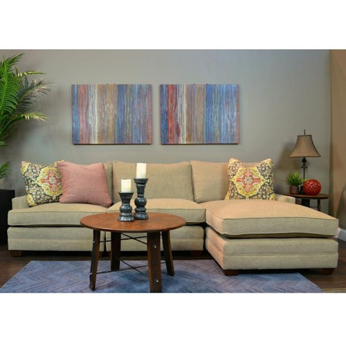 Sam Moore Margo Sofa Chaise