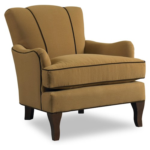 Sam Moore Marisol  Upholstered Club Chair