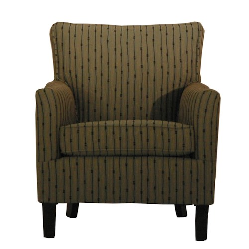 Sam Moore Nigel Club Chair