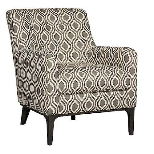 Sam Moore Vander Modern Club Chair
