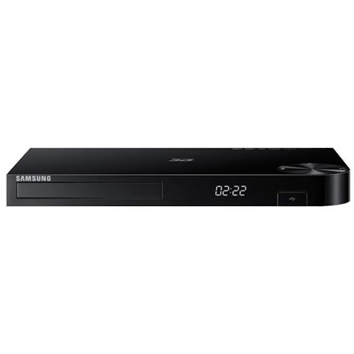 Samsung Electronics 2014 Blu-Ray and DVD Players - Samsung Smart 3D Blu-ray Disc® Player with Built-in Wi-Fi and UHD 4K Upscaling