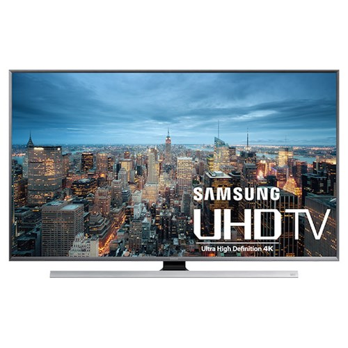 Samsung Electronics Samsung LED TVs 2015 4K UHD JU7090 Series Smart TV - 60""