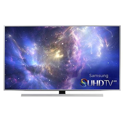 Samsung Electronics Samsung LED TVs 2015 4K SUHD JS8600 Series Smart TV - 78