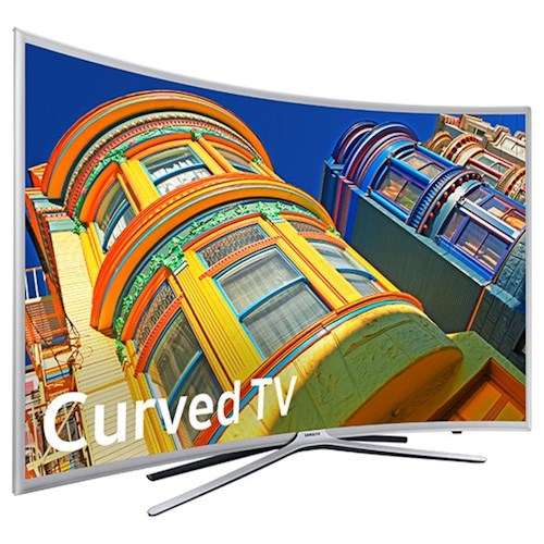 "Samsung Electronics Samsung LED TVs 2016 55"" Class K6250 6-Series Curved Full HD TV"