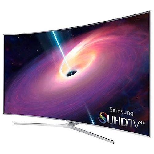 Samsung Electronics Samsung LED TVs 2016 4K SUHD JS9500 Series Curved Smart TV - 78