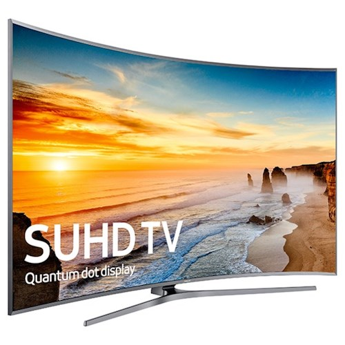 "Samsung Electronics Samsung LED TVs 2016 88"" Class KS9810 9-Series Curved 4K SUHD TV"