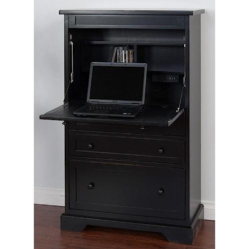 Morris Home Furnishings Ashbury Laptop Desk