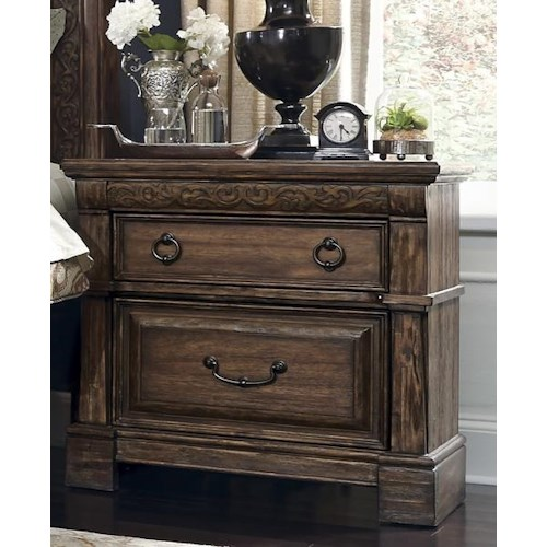Morris Home Furnishings Bakersfield Nightstand