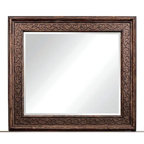 Morris Home Furnishings Bakersfield Mirror