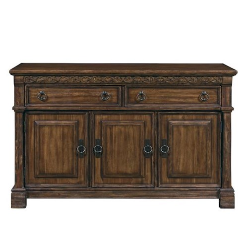 Morris Home Furnishings Bakersfield Sideboard