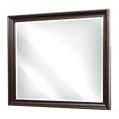 Samuel Lawrence Brighton Beveled Landscape Mirror