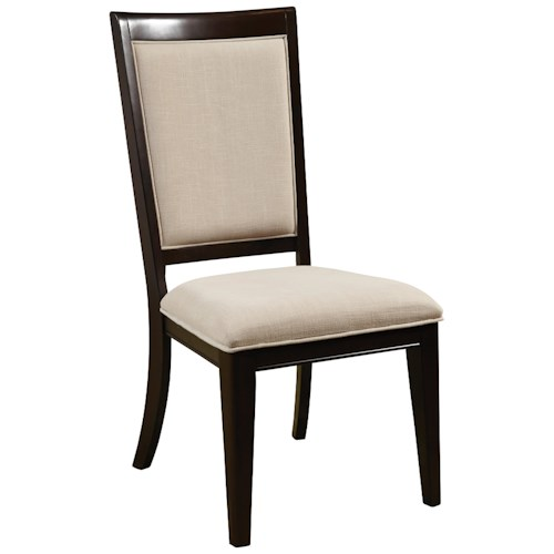 Morris Home Furnishings Binghamton Upholstered Side Chair