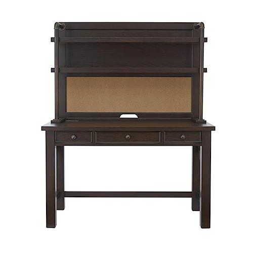 Kidz Gear Mason Casual Desk and Hutch