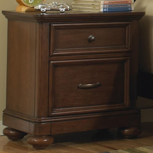 Morris Home Furnishings Edgewood Nightstand