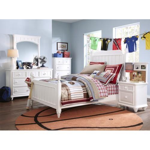 Kidz Gear Campbell Full Bedroom Group