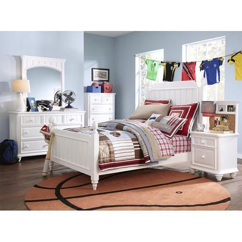 Kidz Gear Campbell Twin Bedroom Group