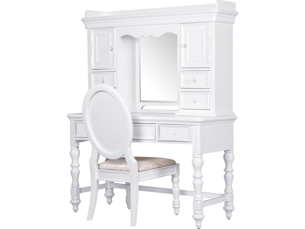Shown with Hutch and Chair