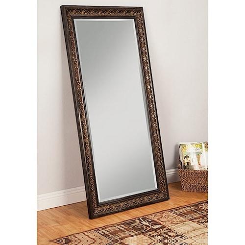 Sandberg Furniture Andorra Full Length Leaner Mirror