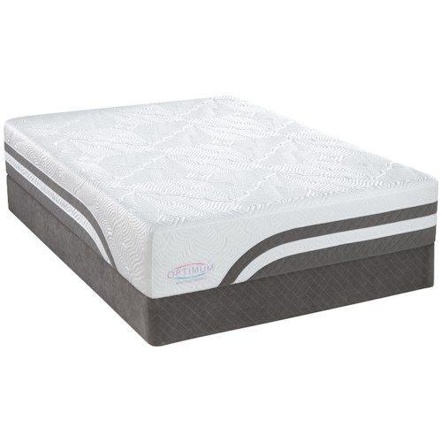 Sealy Optimum - Newness Queen Latex Mattress