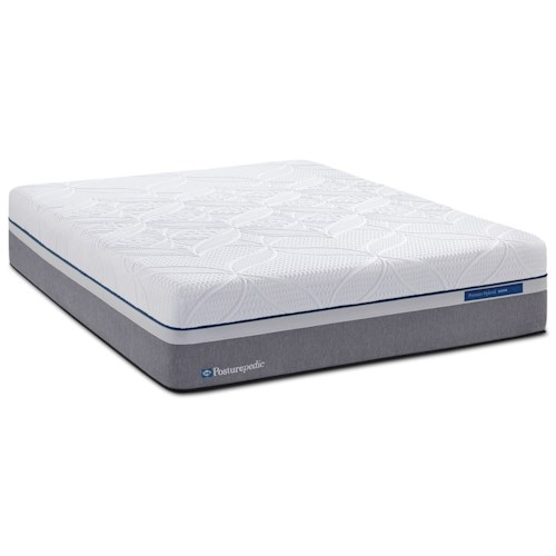 Sealy Silver Plush Cal King Plush Hybrid Mattress