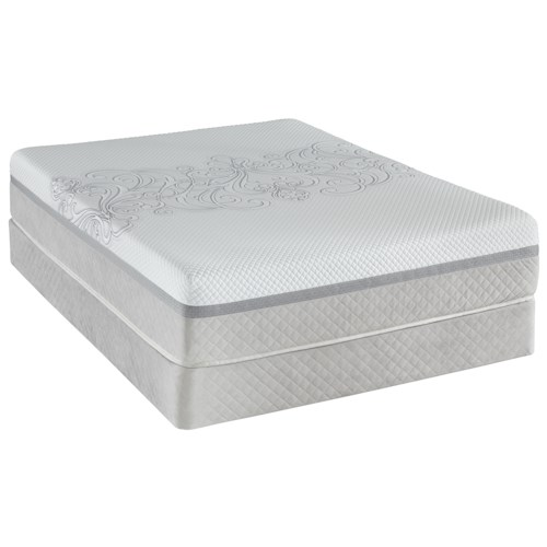 Sealy Posturepedic Hybrid Majesty H7 Full Ultra Plush Tight Top Mattress