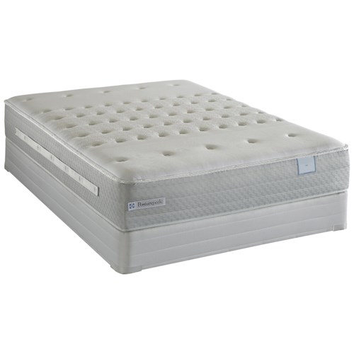Sealy Posturepedic Pentathlon King Firm Mattress and Box Spring
