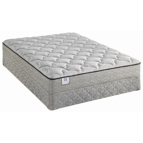 Sealy Sealy Brand Gel 2013 Full Plush Mattress and Box Spring
