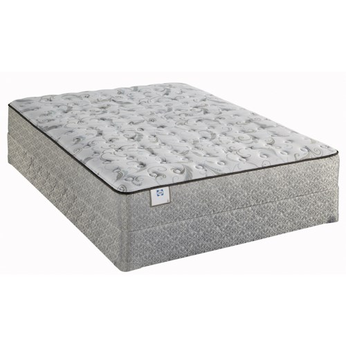 Sealy Sealy Brand Gel 2013 King Ultra Firm Mattress and Foundation