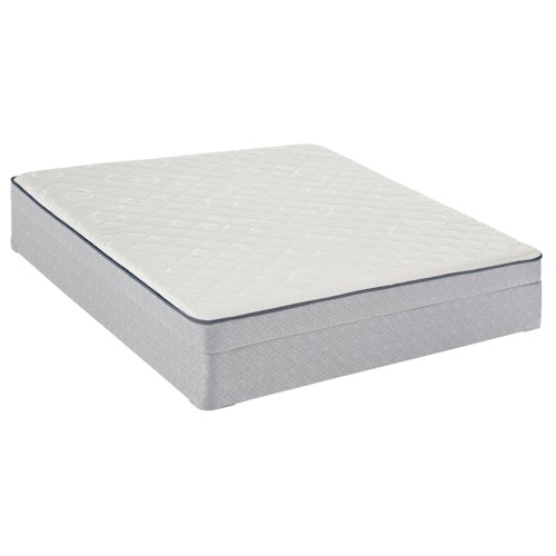 Sealy Sealy Brand Woodglen Twin Firm Mattress and Foundation