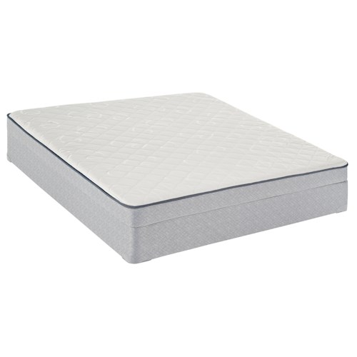 Sealy Sealy Brand Level I King Firm Mattress and Foundation