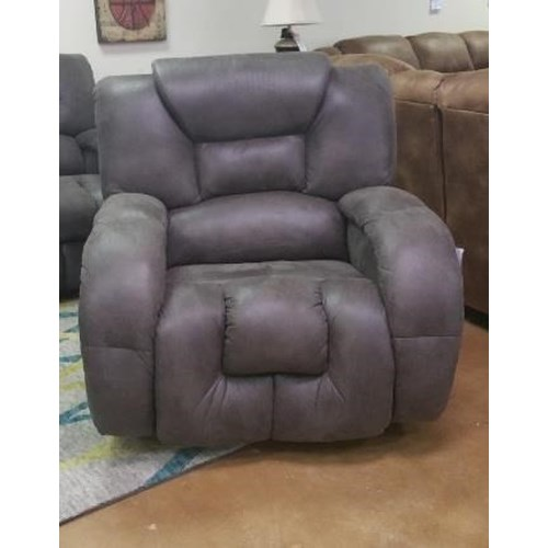 Seminole Furniture Gallop Steel Recliner