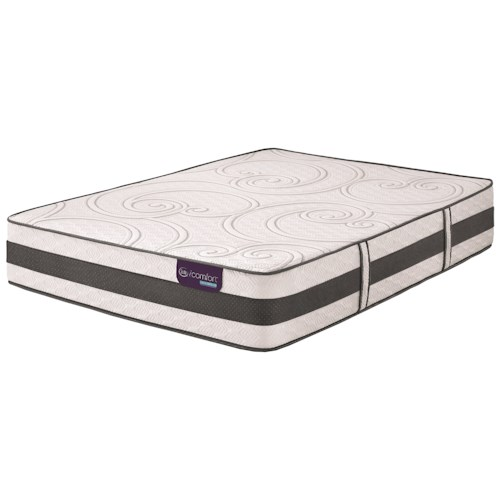 Serta iComfort Hybrid Discoverer Cal King Firm Hybrid Smooth Top Mattress