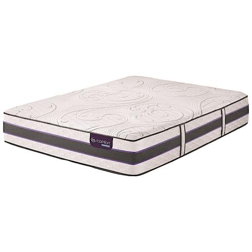 Serta iComfort Hybrid SmartSupport HB500S Queen SmartSupport™ Hybrid Mattress