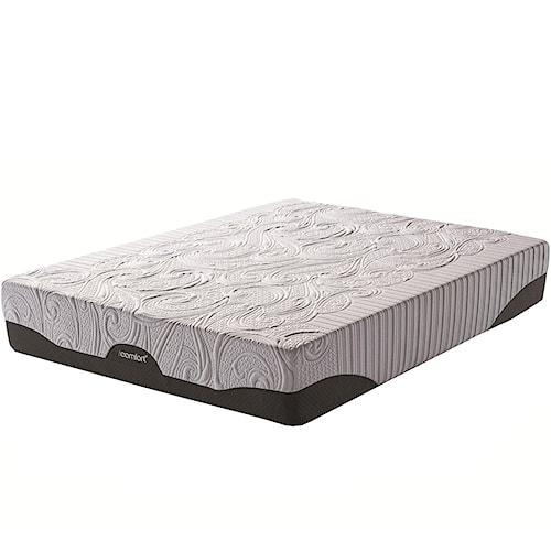 Serta iComfort® Savant EverFeel™ Plush King Gel Memory Foam Mattress