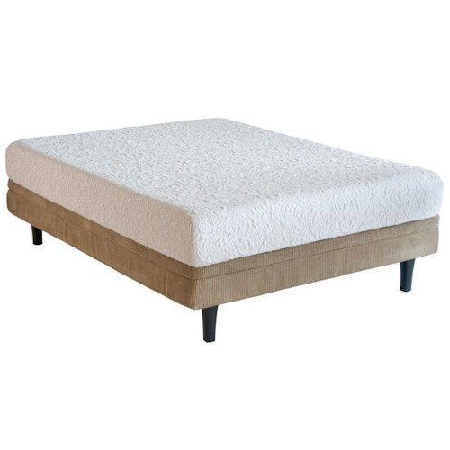 Serta iComfort Insight Queen Mattress and Box Spring