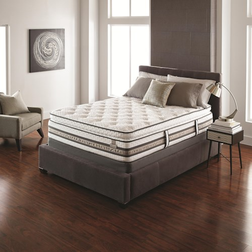 Serta iSeries Merit Twin Extra Long Super Pillow Top Mattress