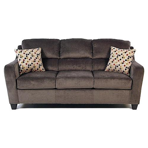 Serta Upholstery Sleepers Queen Sleeper Sofa