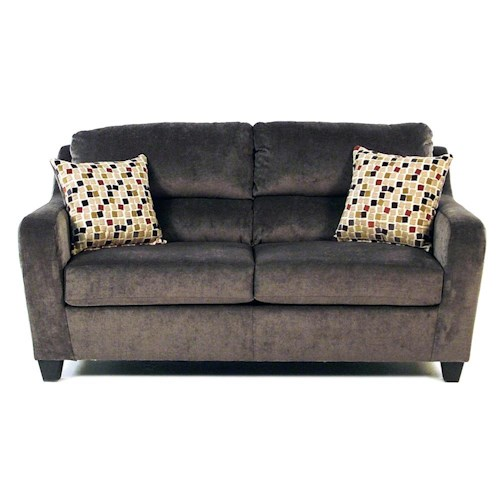 Serta Upholstery Sleepers Full Sleeper Sofa
