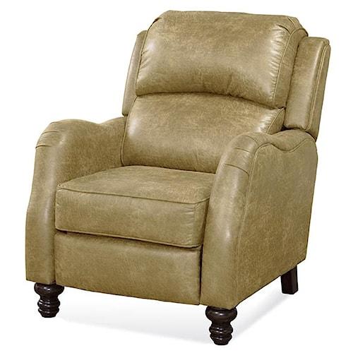 Serta Upholstery Pemberly Hi-Leg Recliner