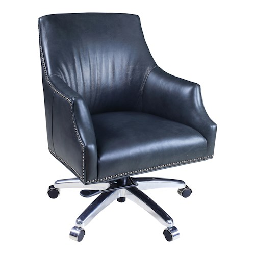 Hooker Furniture Executive Seating Contemporary Executive Chair with Swivel and Tilt