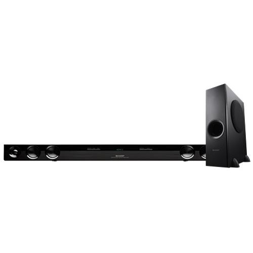 Sharp Electronics Home Audio 2.1 Channel 310-Watt Sound Bar Home Theater System with Wireless Subwoofer