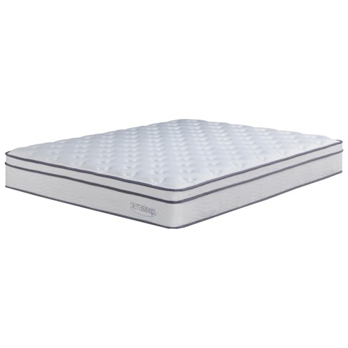 Sierra Sleep Longs Peak Limited Full Plush Mattress