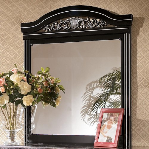 Signature Design by Ashley Constellations Dresser Mirror