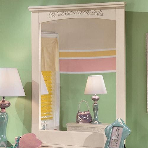 Signature Design by Ashley Cottage Retreat Dresser Mirror