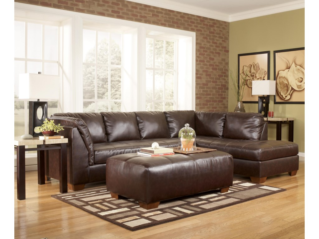 Shown with Oversized Accent Ottoman